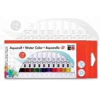 Watercolors Set, Marabu 121100200
