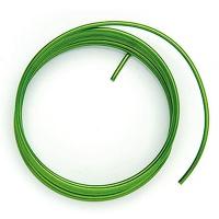 Decorative Aluminium Wire 2,0 mm light green
