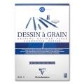 Sketch Pad A4, 30 Blatt, Dessign à Grain