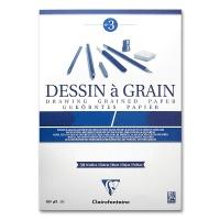 Sketch Pad A2, 30 Blatt, Dessign à Grain