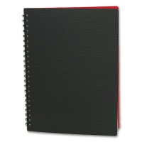 Presentation Book, A4, black