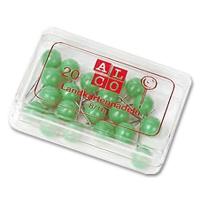 Alco Landkartennadeln 5 mm hellgrün