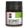 Decormatt Acrylic matt - No. 045 dark brown