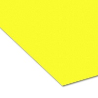 Colored Paper A3, 12 lemon yellow