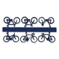 Bicycles, 1:200, darkblue