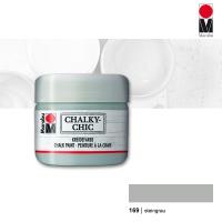 Marabu Chalky-Chic 225 ml, steingrau