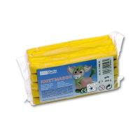 Plasticine 500g yellow