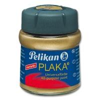 PLAKA Farbe - 61 gelbgold