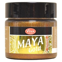 Maya Gold Serie, Antique Gold