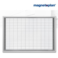 magnetoplan Monatsplaner, (B)920 x (H)625 mm