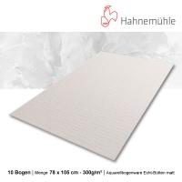 Aquarellbogenware Echt-Bütten matt 10627044