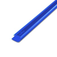 Durable Terminal Strip, DIN A4, Fill Level: 3 mm, blue