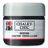 Marabu Chalky-Chic 225 ml, ebony