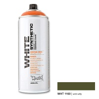Montana White 1160 wild willy