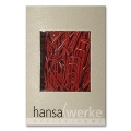 Paper Clips, plastic coating, red
