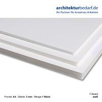 F-Board A4, Stärke 3mm
