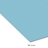 Tonzeichenpapier DIN A4, 32 azurblau