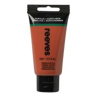 Reeves Acrylic 75 ml, 515 terracotta