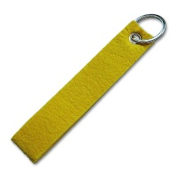 Key Ring yellow