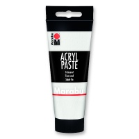 Marabu Acrylpaste, feinsand, 100 ml