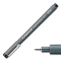 Pigment Liner 308 - black 0,1 mm