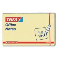 Tesa Office Notes, gelb, 125 x 75 mm