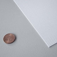 Trapezoidal Sheet, Grid 3,2 mm
