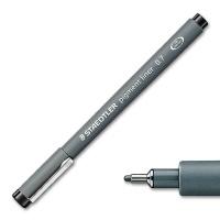 Pigment Liner 308 - black 0,7 mm