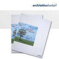 Doppelpack - Keilrahmen 20 x 50 cm