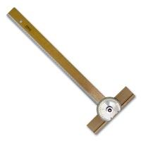 Wooden T-Square 70 cm