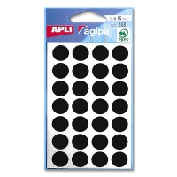 agipa Marking Points, Ø 15 mm, black