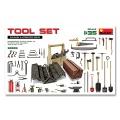Werkzeuge im Maßstab 1:35