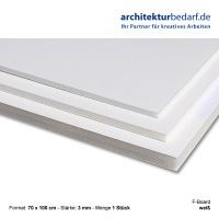 F-Board 70x100cm, Stärke 3mm