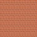 Mauerpappe A4 Ziegelsteine rot