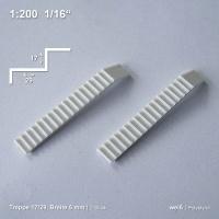 Treppe 17/29 Breite 5,0 mm
