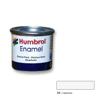 Humbrol Enamel Paint, 14 ml, No. 34