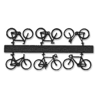 Bicycles, 1:200, black