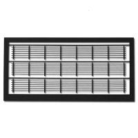 Railings 1:100, Type 3, black
