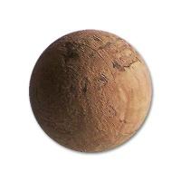 Korkkugeln, feinporig 8,0 mm
