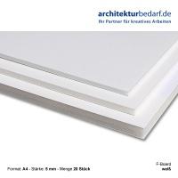 F-Board A4, Stärke 5 mm