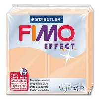 Fimo Effect Pastellfarbe 405 pfirsich