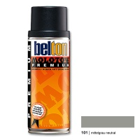 Molotow Premium 101 middle grey neutral