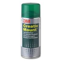 CreativMount Spray Adhesive 400 ml