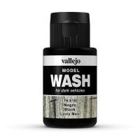 Model Wash  76.518 Black