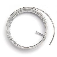 Decorative Aluminium Wire 2,0 mm silver
