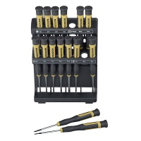 MICRO-Srewdrivers, 15-piece Set