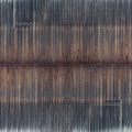 Wandpappe Bretterwand verwittert 25 x 12,5 cm