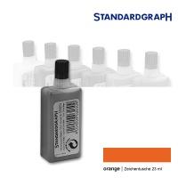 Zeichentusche 23 ml orange