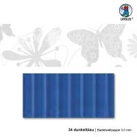 Bastelwellpappe 50 x 70 cm