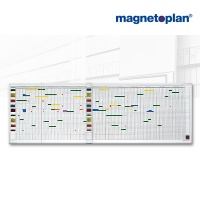magnetoplan Aktivitäten-/ Urlaubsplaner 45, 7-Tage-Woche